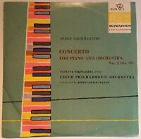Tatiana Nikolayeva Nikolaeva Rachmaninov Piano Concerto No. 2 Ivanov Supraphon