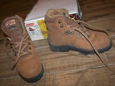 Coleman Dry Leather Waterproof Boots - W 5.5 - Everest 2