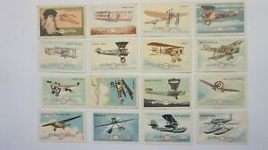 Atlantic Conquest of the Air set of 64 cards late 1950's