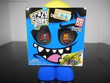 NEW!! CRAZY CUBES COLLECTOR CASE 2 EXCLUSIVE CUBES DISPLAYS 20 SPIN MASTER A1-6