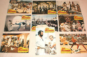 9. AHF,Kino Aushangfotos ,ZWEI MISSIONARE ,TERENCE HILL,BUD SPENCER