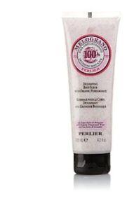 Perlier Detoxifying Body Scrub Organic Pomegranate 4.2 fl. oz. New Tube