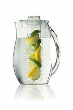 2.7L Fruit Infuser Jug Infusing Fruit Tea Water Pitcher Party Juice Health