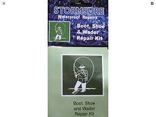 Stormsure Waterproof Repair Kit . Boots, Wader, Shoe.