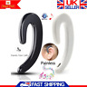 Bluetooth Bone Conduction Headphones Stereo Wireless Earphone + MIC Headset UK