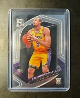 2019-20 NBA 🏀 PANINI SPECTRA TALEN HORTON-TUCKER 🌟ROOKIE CARD-LA LAKERS mint..