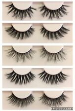 Eyelashes 3D mink lashes Lilly lashes Dupe false long eyelashes MIAMI FAST