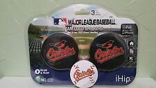 iHip MLB Licensed Team Logo Speakers, Baltimore Orioles for iPod iPhone New