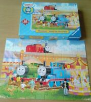 Ravensburger - Thomas & Friends Thomas Goes to the Fair - 60 piece jigsaw puzzle