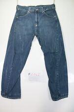 Levi's Engineered 1660 (Cod. F2147) Tg46 W32 L34 jeans usato Vita Alta vintage