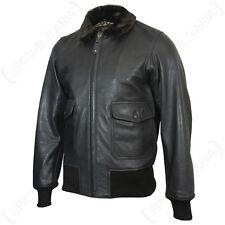 WW2 US G1 Leather Jacket - Navy Marine Corps Flying Coat All Sizes New