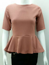 Unbranded Fitted Cropped Tops & Shirts for Women