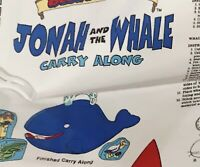 The Beginner's Bible Jonah & The Whale Carry Along Fabric Kit Plush Pretend Play