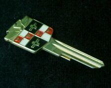 STUDEBAKER TIE CLIP KEY blank Can be cut to fit 1947-63! HAWK COMMANDER CHAMPION