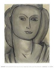 Henri Matisse Madame L.B. poster Art Imprimé Image 30x24cm