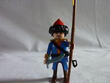 PLAYMOBIL personnage chevalier soldat arme le guerrier mongol n°5 m