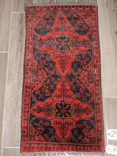 Handmade Khal Muhammidity Wool Rug
