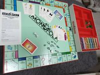 Monopoly French Edition Board Game Parker Complete Rare Family Fun
