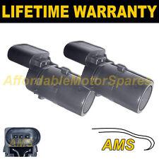 2x Para Vw Polo Sharan Transporter Beetle Amarok PDC sensor de aparcamiento 2ps1402s