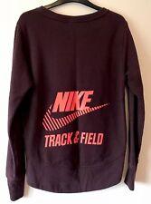 71f045ffe291 Nike burgundy jumper sweatshirt sweater top hoodie hoody jersey purple size  XS