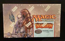Magic Gathering MTG Invasion Box 12 Tournament Packs! New & Sealed!