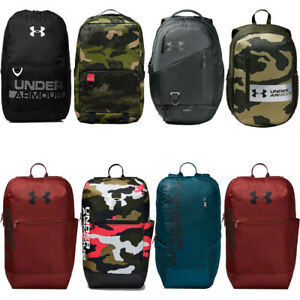 Under Armour Mens Backpack Rucksack Sports Gym School Bag Backpacks
