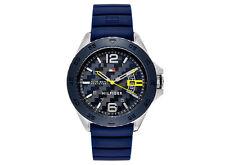 Tommy Hilfiger Cody Men's Stainless Steel Blue Watch 1791204
