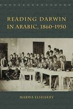 Reading Darwin in Arabic, 1860-1950 by Marwa Elshakry Hardcover Book (Englis