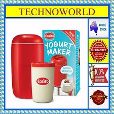 NEW IMPROVED DESIGN EASIYO YOGURT MAKER+MAKE1KG HEALTHY/DIET/GLUTEN FREE YOGURT