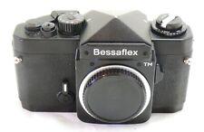 Voigtlander Bessaflex TM M42 film camera body black MINT- #36956