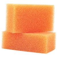 Felt Hat Cleaning Sponges 2 For Dark Color And Light Color Hats Cleans Preserves
