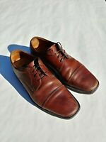 Florsheim Imperial Men's Brown Dress Oxfords Size 10 D