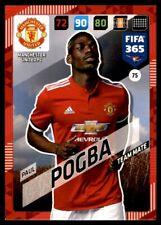 Panini 365 Adrenalyn XL 2018 - Paul Pogba Manchester United FC No. 75