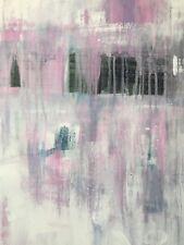 ORIGINAL BILD Acryl abstrakte Malerei Kunst Wandbild Leinwand Gemälde Art