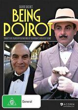 Being Poirot (DVD, 2015) - Region 4
