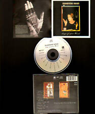SUZANNE VEGA Days of Open Hand CD NEW 16 page Booklet