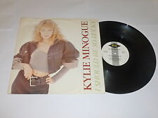 "KYLIE MINOGUE - I Should Be So Lucky - 1987 UK 2-track 12"" vinyl single"