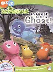 The Backyardigans: It's Great to Be a Ghost! DVD 2005