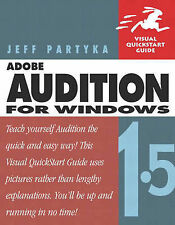Adobe Audition 1.5 for Windows by Partyka, Jeff