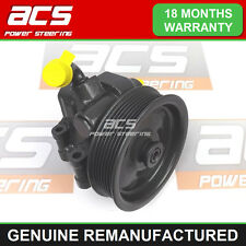 FORD TRANSIT POWER STEERING PUMP 2.4 TDCi RWD 2006 TO 2012 - RECONDITIONED