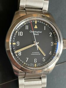 Christopher Ward C65 Sandhurst Automatic Chronometer. UNWORN. 38mm.