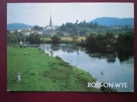 POSTCARD HEREFORDSHIRE ROSS-ON-WYE