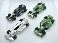 Hot Wheels Mcdonalds 2001 F1 Car Bundle - Mclaren - Jaguar - Ford