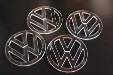 Laser Cut Clear Acrylic VW Badge Logo Drinks Coasters