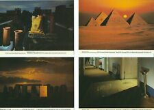 4  POSTCARDS    BENSON AND HEDGES GIGARETTES