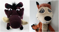 Timon & Pumbaa - Stuffed/Plush Animals - Disney The Lion King Broadway Musical
