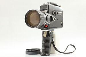 [Exc+++++/All Works] Elmo Super 110 8mm super8 Cine Movie Film Camera From JAPAN