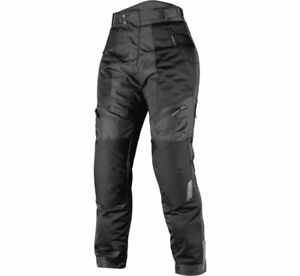 FirstGear Women's Sirocco Mesh Motorcycle Overpants Black/Gray