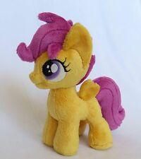 My Little Pony Custom Scootaloo Plush by fireflytwinkletoes