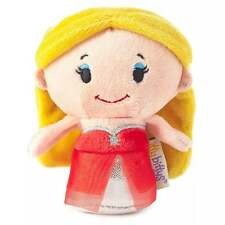 Hallmark Itty Bittys Holiday Barbie Blonde Plush Soft Toy KID3394 US Edition